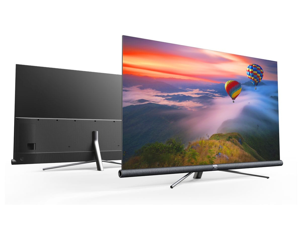 Tcl 55c6us 55 Inch 4k Led Tv Best Price Ezmakaan
