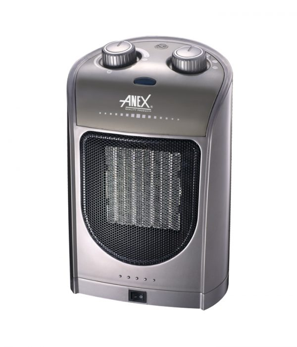 Anex AG-3036 Deluxe Fan Heater (2000W)