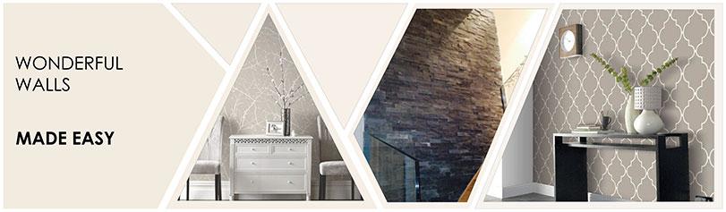 Wall designs online karachi
