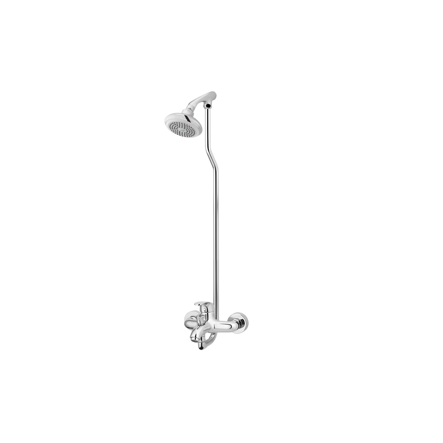 Faisal Sanitary 5807 Project Series Bath Set Complete 8 Pieces ...