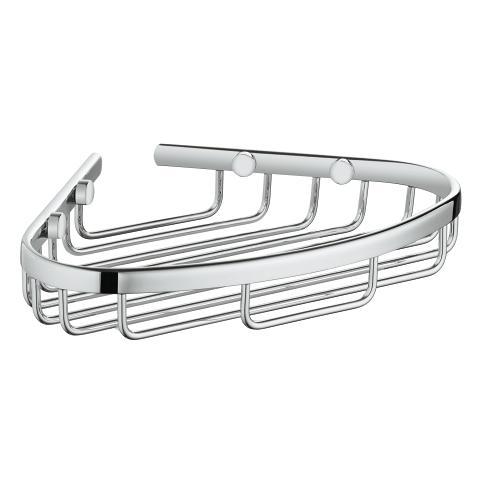 Grohe Essential Bath Accessories Corner Basket
